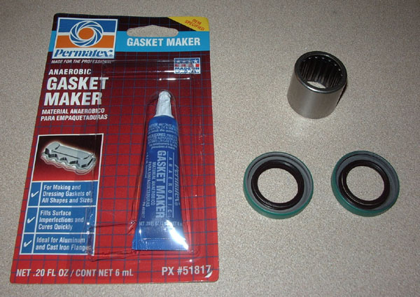 OSD Sea Doo 2 Stroke Seal Carrier Repair Kit