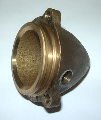 USED 271000283 BRONZE CONE - 140MM 2 STROKE PUMPS